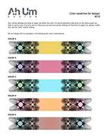 Ah Um Design Swatches #012