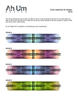 Ah Um Design Swatches #013